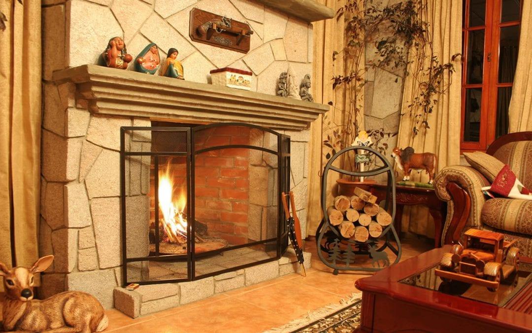 keep your fireplace safe