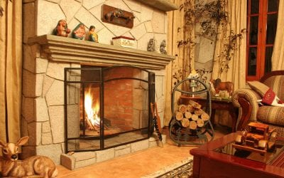 5 Ways to Keep Your Fireplace Safe During Winter