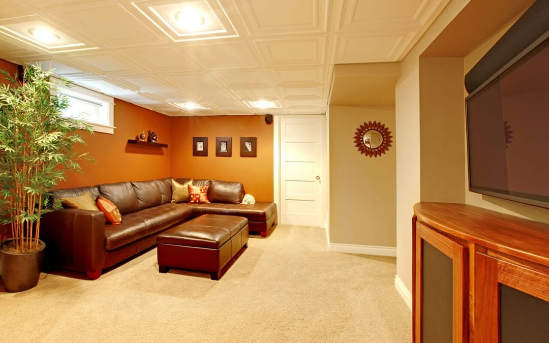 6 Ways to Update Your Basement